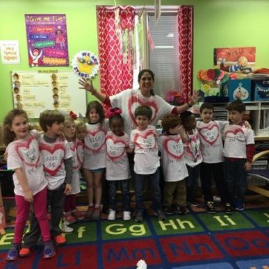 Kindergarten blog March 2017 2