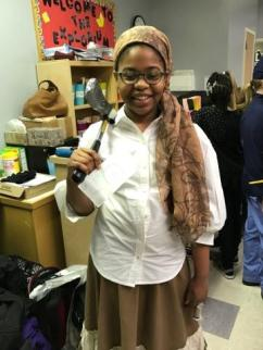 5th grade wax museum 2017-8