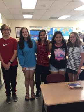 Last day of school blog 2017-9