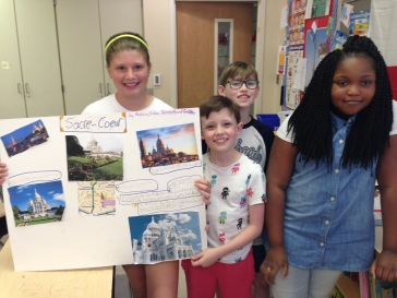 Lower school French May 1